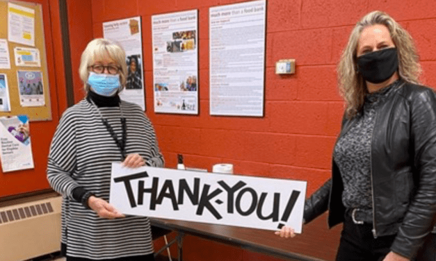 Community Care St. Catharines & Thorold Receives $5,000